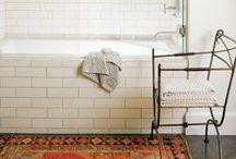 Interiors: The Bath