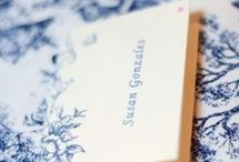 Matrimonio: Toile - Blu China Wedding