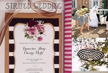 Matrimonio a righe - Striped Wedding