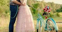 Matrimonio Rétro in Bicicletta || Retro Bike Wedding