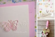 Battesimo farfalle || Butterflies baby shower