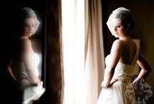 { blushing brides }