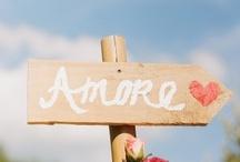 { wedding signs }