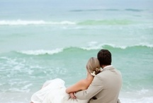 { beach inspired wedding }