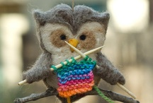 Knitting / by Ancient Ladye