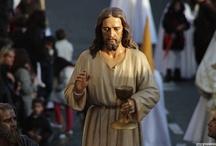 2013 - Santa Cena Sacramental y Ntra. Sra. de la Paz.