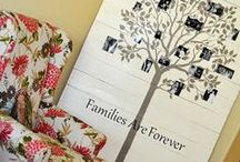 Family Keepsakes & Reunion Ideas
