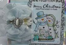 Wild Rose Studio / Items here have been made for Wild Rose Studio, handmade cards, creations altered art