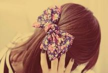 Hair Ribbons For Girls