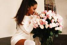 Ariana Grande & Victoria Justice / Ariana Grande and Victoria Justice