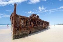 Fraser Island  / Day trip to Fraser Island