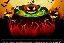 Emails d'halloween
