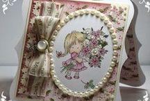 Christmas Cards / Handmade Christmas Cards by Me