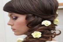 Wedding hairstyles / Board of wedding hairstyles, bride hairstyles