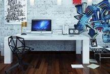 Designer's Home Office