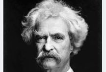 """About Life and Death / """"I do not fear death. I had been dead for billions and billions of years before I was born, and had not suffered the slightest inconvenience from it."""" ― Mark Twain"""