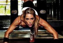 Fitness and Athletes / by Christine Vandenberg