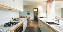 """Basser House / An addition and """"roof manoeuvre"""" to a red brick Edwardian house in Armadale brings in natural light and a new-found connection with the outdoors."""
