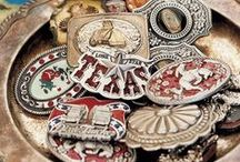 ASSORTED BELT BUCKLES / different belt buckles from around the world  - lets share your collection of buckles  - post belt buckles that you like or own