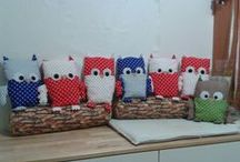 My homemade projects_Moja tvorba /  My Quilting and Sewing
