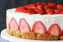 TAART! / Inspiratie voor taart:)