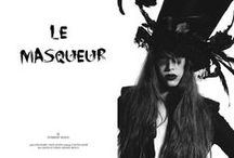 La Masqueur / Beauty of the Masquerade.