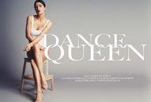 Queen of the dance floor / Dance with the Queen.