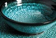 céramique : émaux, couleurs