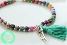 Anckle bracelets / Kotníkové náramky