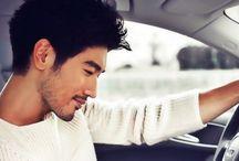 Godfrey Gao / Oh my God... frey Gao ♡