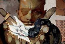 Dorian and Iron Bull ♡ / Dragon Age
