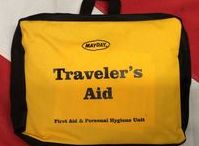 Build a Get Home Bag / What if the emergency or disaster happens while you are at work or away from home. Do you have the gear to get yourself home if you have to ditch your car and walk.