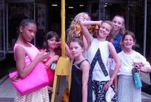 Camp Stitch / Annual Summer Camp for Kids at Les Fabriques! Openings are available June-August! Call 434-975-0710