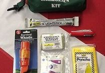 Disaster Kits / Things to put in a disaster kit, earthquake, flood,fire,tornado, all types of disasters