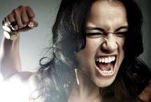 Michelle Rodriguez (◣_◢)
