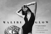 Malibu Glow / photo Norbert Baksa  model Amina Malakona styling forthestarsfashionhouse  goldensculpture Inoe Vargas  G3 studio