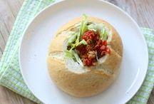 Recepten - Lunch / Brunch - Lunch ideeën