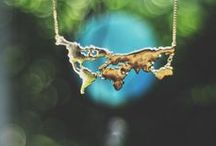 Natures Accessories / Accessories that are inspired by nature and the world.