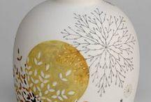 céramique : décor motifs