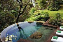 Luxury Natural Spa Design