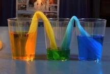 SCIENCE 4 KIDS / -SCIENCE PROJECTS FOR KIDS. -EXPERIÉNCES DE SCIENCE POUR ENFANTS. -EXPERIENCIAS DE CIENCIA PARA NIÑOS. / by Itzi F.E.