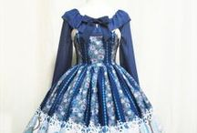 Classic Lolita / Inspiration for Classic Lolita outfits + some Gothic, Sailor, Sweet thrown info the mix