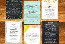 Stationary / Invitations