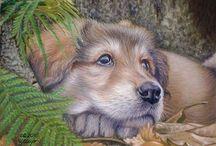 Arte Animales / ¿Cómo no dedicarle un apartado a esos queridos y sufridos compañeros de hábitat? / by Navarone Ron
