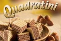 Quadratini / Delicious Loacker Quadratini wafers come in a variety of flavors. / by Loacker USA
