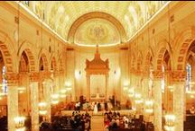 Immaculate Conception Church / www.dellabellaphotography.com