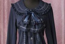 Classic Lolita - Blouses
