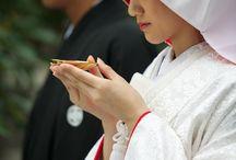 Wedding white Kimono / What I want to wear.. :-)