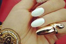 Nail / Manicure / Ногти / Быть можно дельным человеком...