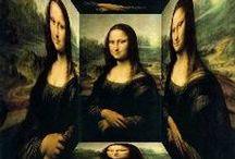 Джоконда / Gioconda / Mona Lisa / О знаменитом шедевре Леонардо да Винчи